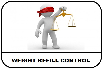 WEIGHT REFILL CONTROL